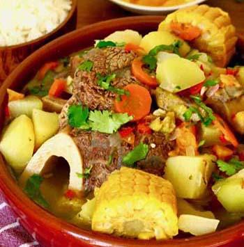 Olla de Carne, Traditional Costa Rican Food