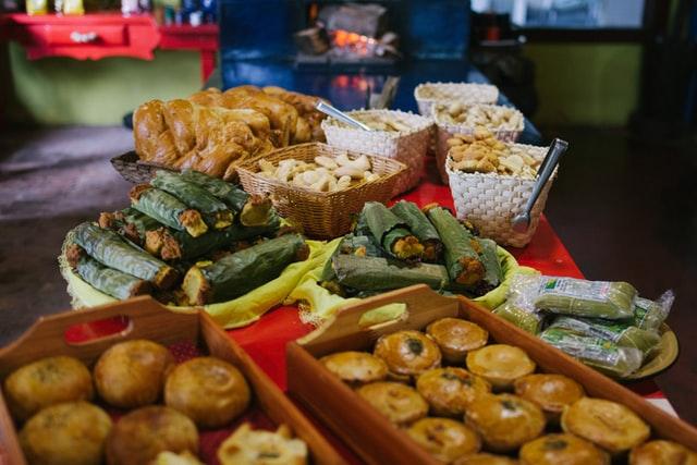 Brazilian Local Food