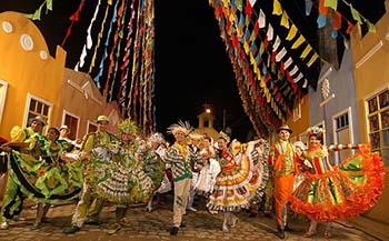 Carnivals in Rio de Janeiro