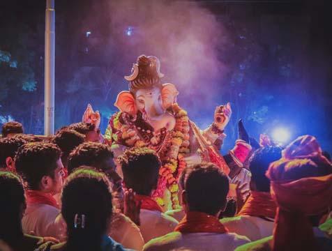 Ganesh Festival, India