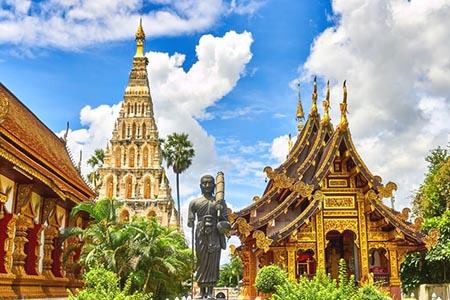 Wiang Kum Kam, Thailand